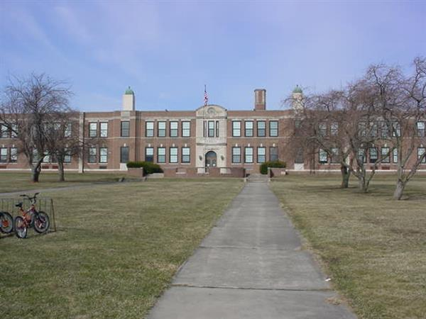 Picture of Front of School